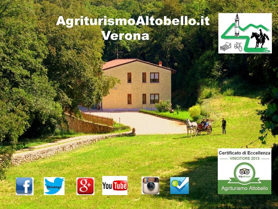 Agriturismo Altobello Verona Pet friendly